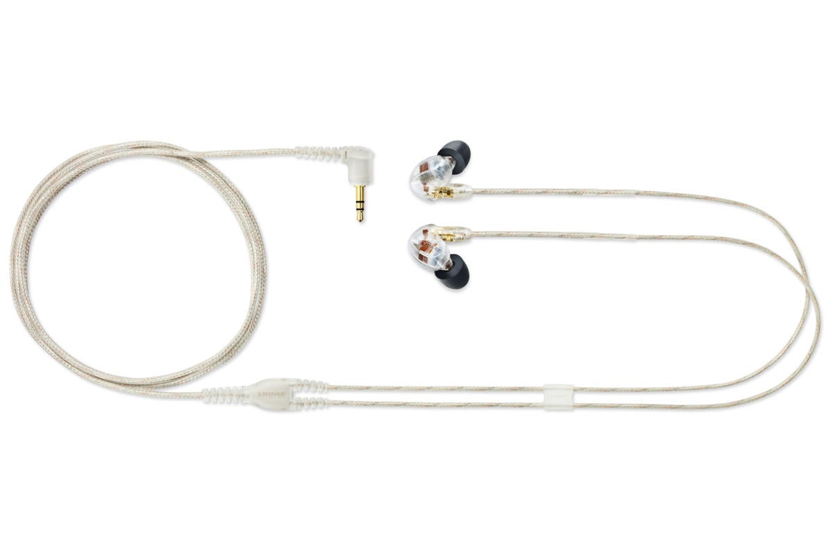 Shure Se535 In Ear Headphones Review Great Sound And Upgradeability But A Steep Price Tag