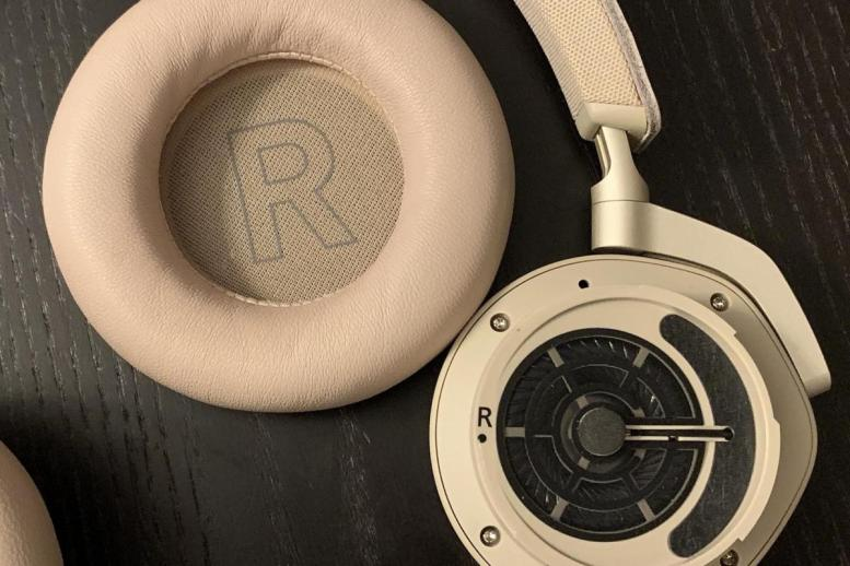 The H9i's ear pads are removeable and replaceable.