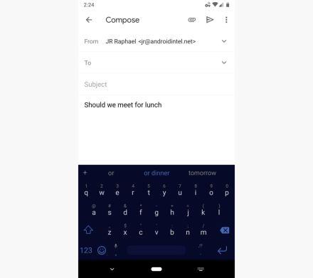 android keyboard apps swiftkey