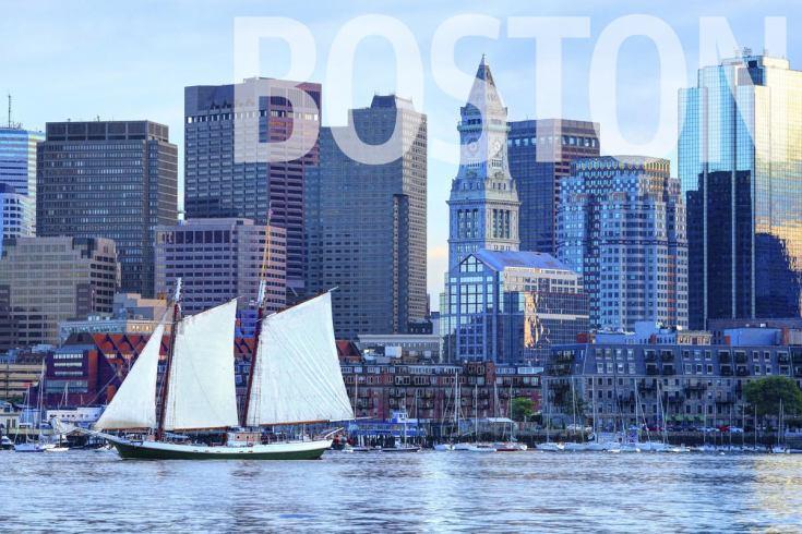 boston massachusetts skyline boston commons by denistangneyjr getty