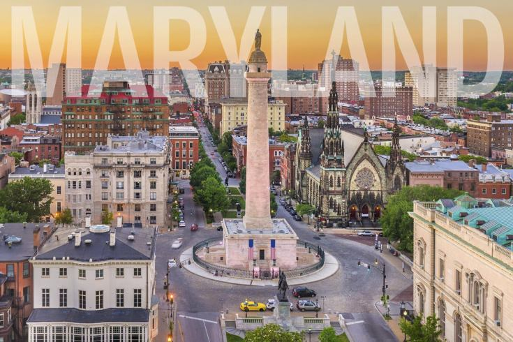 maryland baltimore city by sean pavone getty