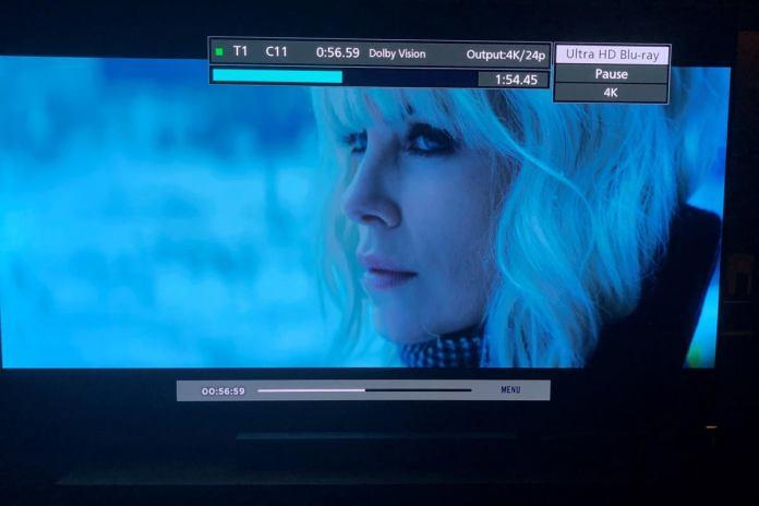 panasonic ub9000 user interface 2