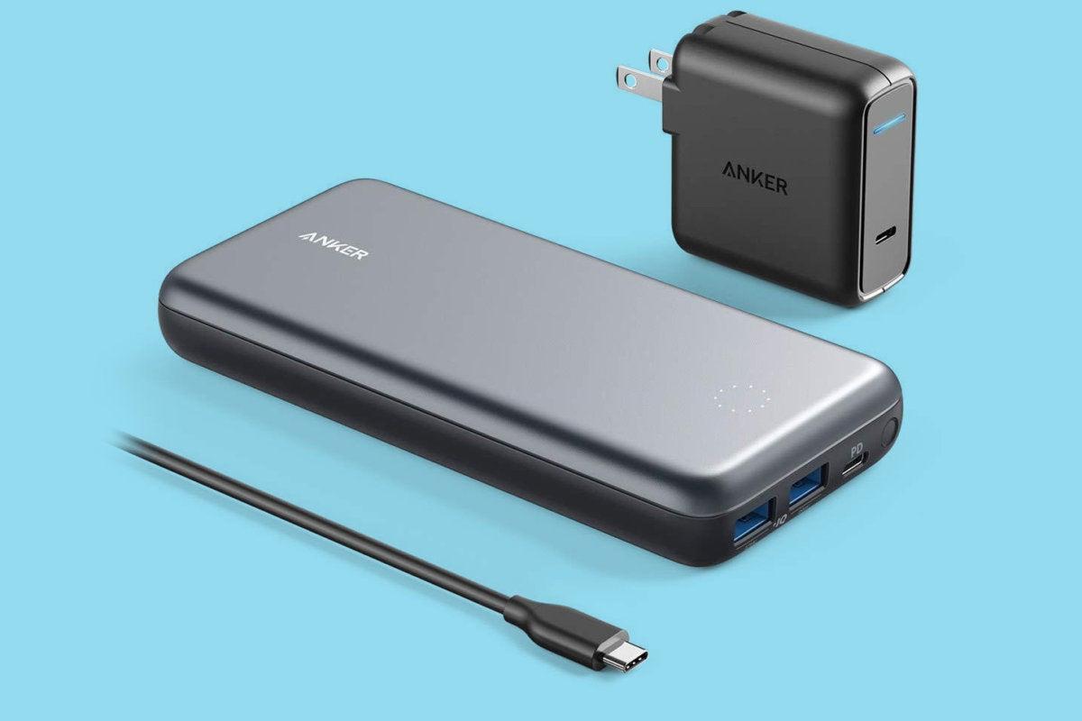 Anker PowerCore + 19000 PD : Desain Menarik Serta Memiliki Fitur Yang Canggih