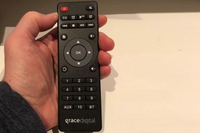 grace digital mondo classic 4 remote