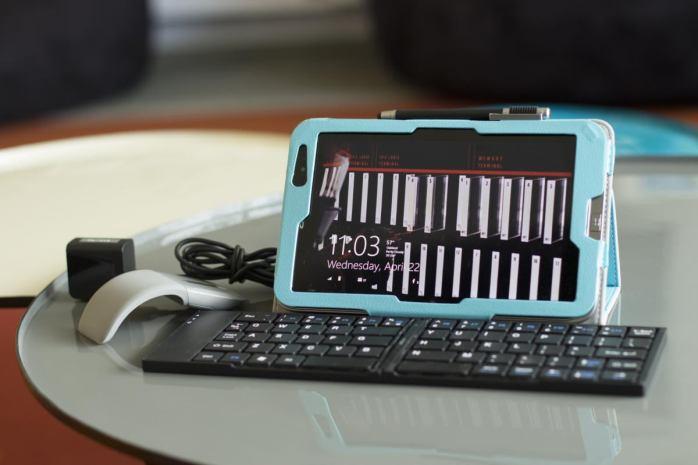 Atom tablet