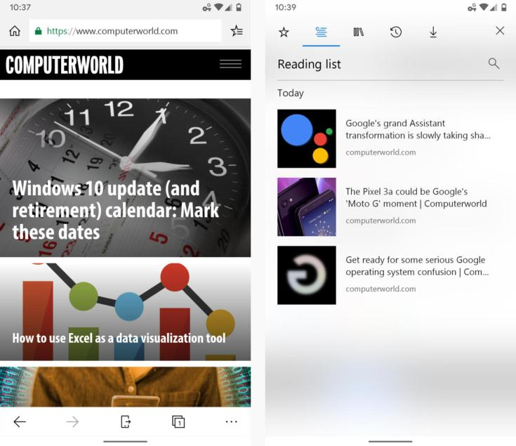 02a microsoft edge android browser 2019