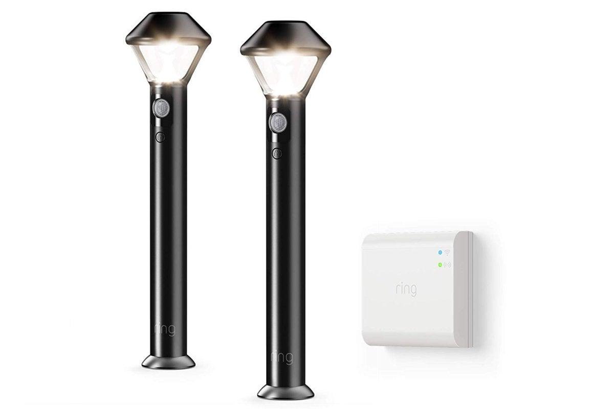 ring smart lighting pathlight starter
