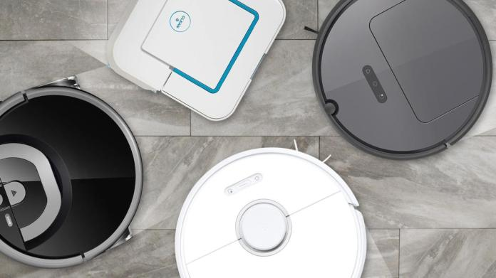 Automatic cleaning robot mop vacuum Narwhal t10