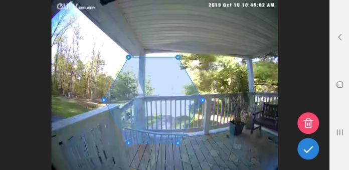 Eufy Video Doorbell mobile app