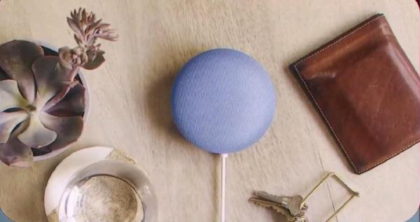 Google Nest Mini arrives with same design as Home Mini, better sound, and a wall mount