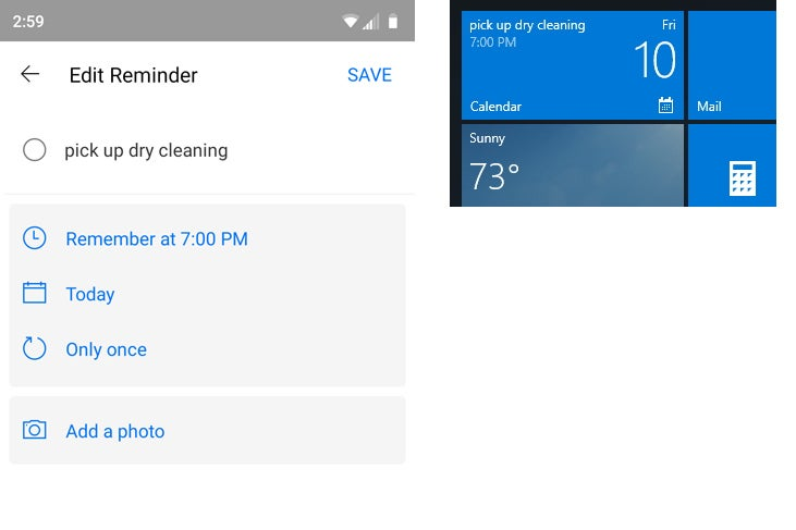 android win10 01 cortana reminder