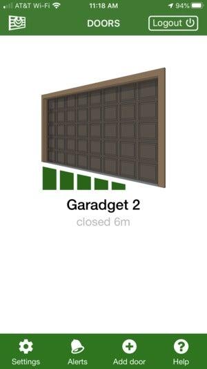 garadget app 3