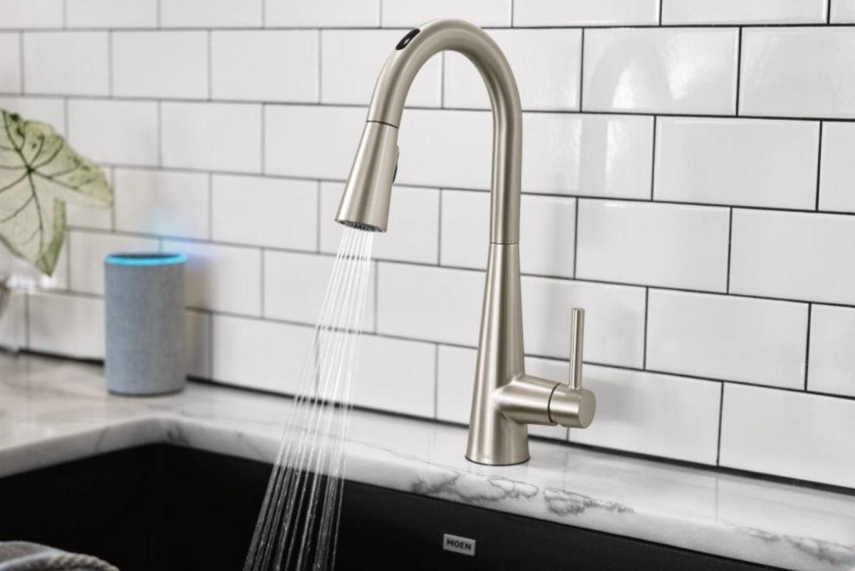 u by moen smart faucet review both