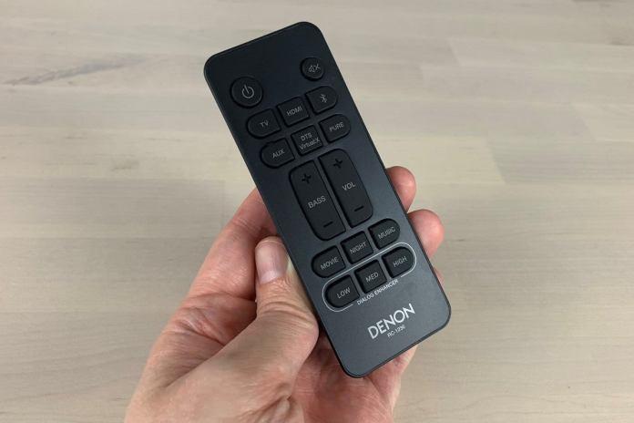 denon dht s216 remote