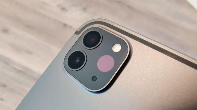 ipad pro 2020 обзор камеры 1600