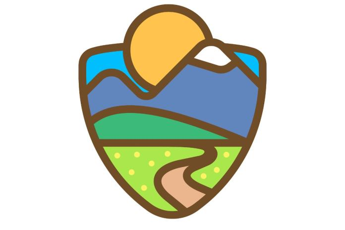 apple national parks badge