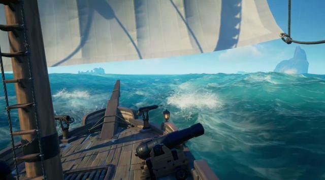 microsoft xbox game pass облачный гейминг море воров