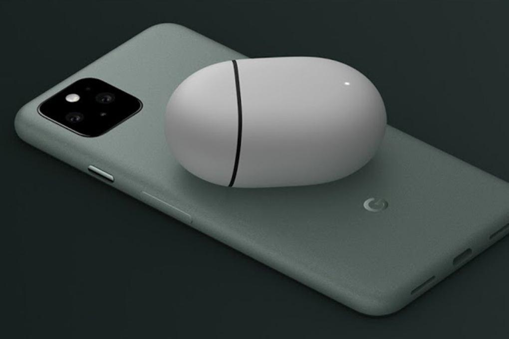 pixel 5 wireless rev
