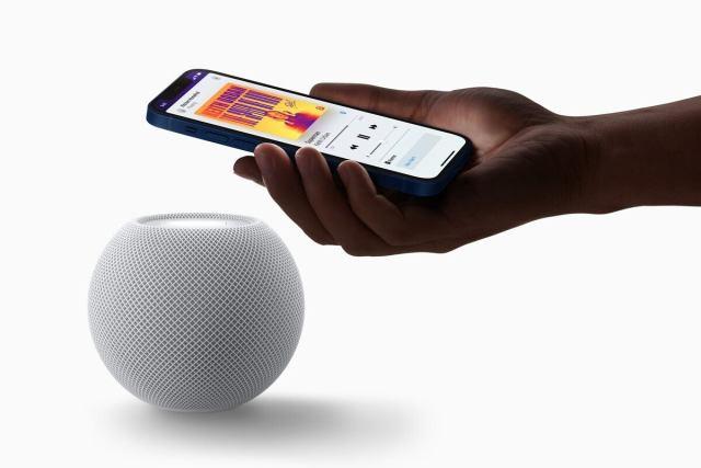 Apple Homepod Mini Handoff