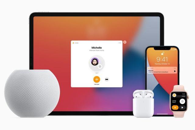 apple homepod мини домофон