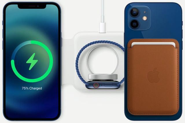 яблоко iphone 12 magsafe