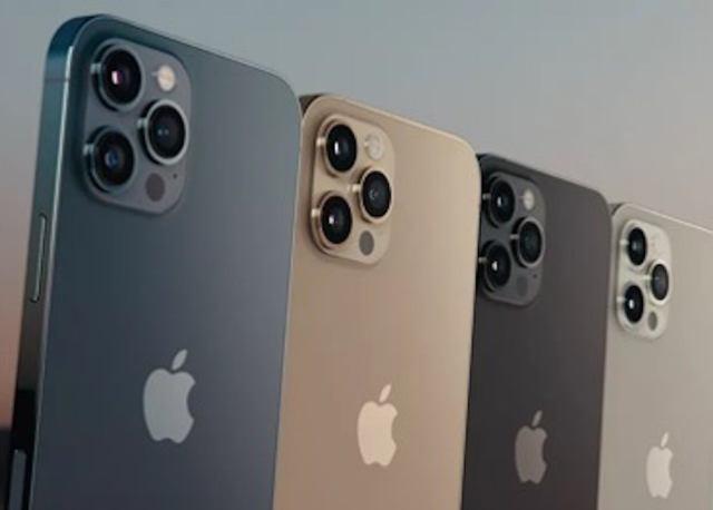 новый выпуск iphone 12