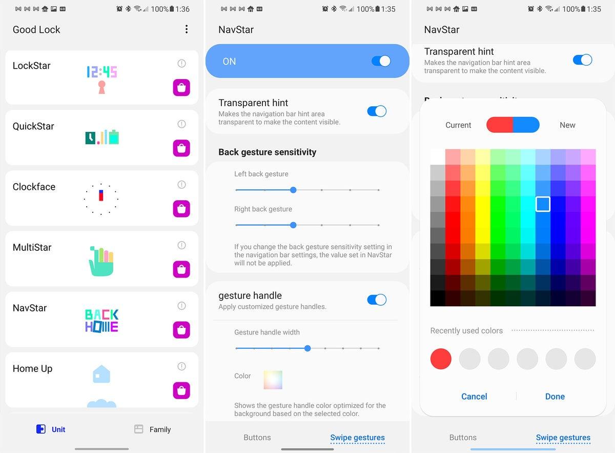 android 11 navstar samsung