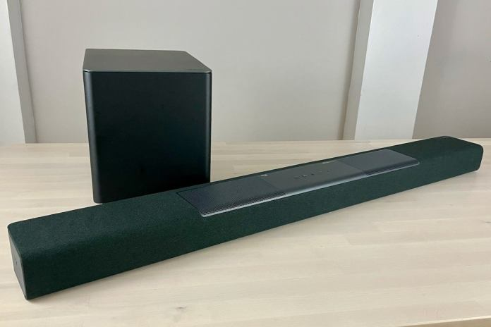 Vizio M-Series M512a-H6 review: This mid-range soundbar delivers big, dynamic sound
