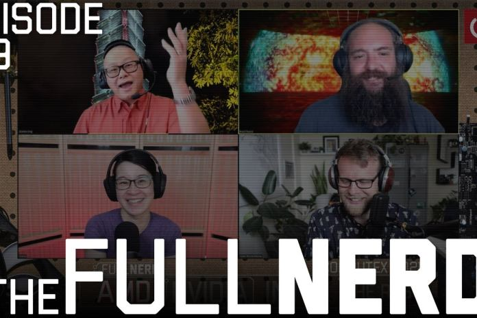The Full Nerd ep. 179: AMD, Nvidia, and Intel's biggest news at Computex 2021