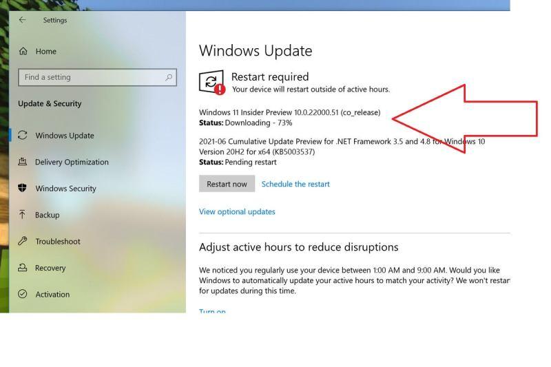 Windows 11 içeriden önizleme nasıl edinilir