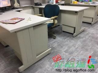 辦公家具,鋼製辦公桌