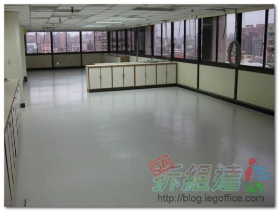 辦公室裝修-塑膠地板
