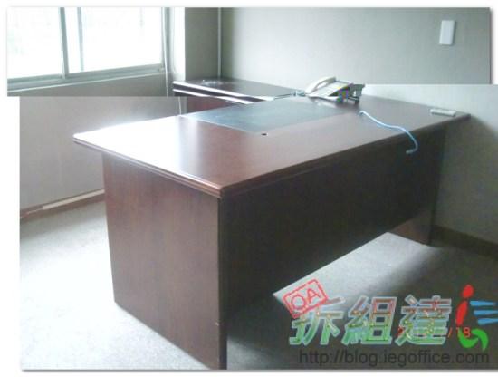 辦公家具,主管木桌