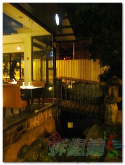 聚朋園-日式的庭園