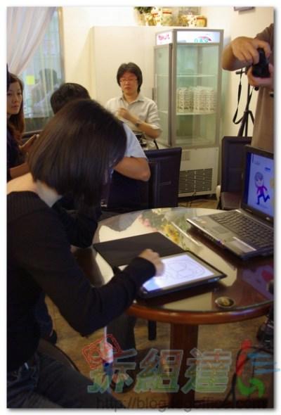 教站首策-謝小茹-iPad