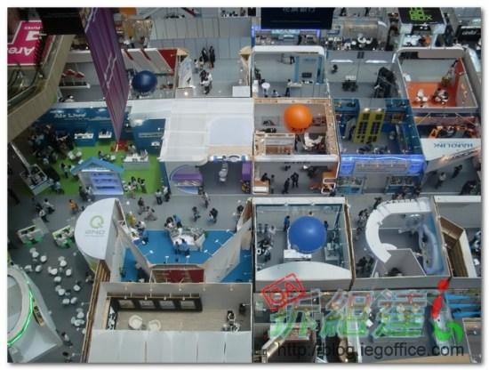 台北世貿春季電腦展
