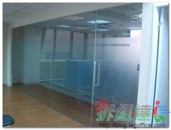 辦公室裝修,玻璃