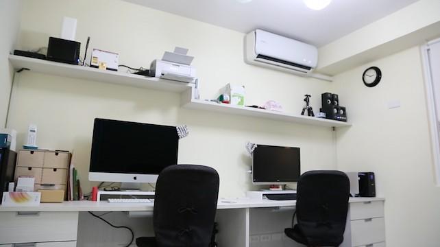 室內設計辦公空間