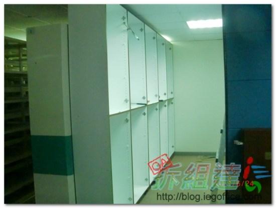 辦公室裝修,系統櫃