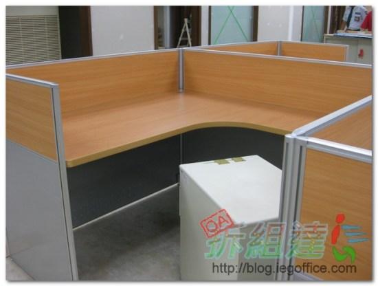 OA辦公家具-2.5cm屏風