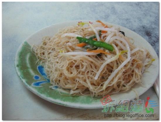 昌吉紅燒炖鰻-炒米粉