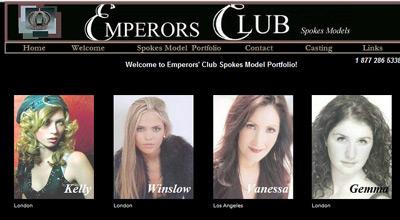 Emperors Club Models