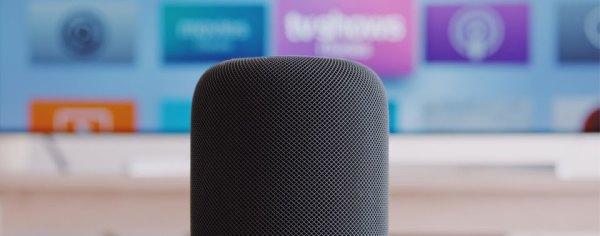 Smart-Speaker-Verkaufszahlen: Apples HomePod auf Platz 6
