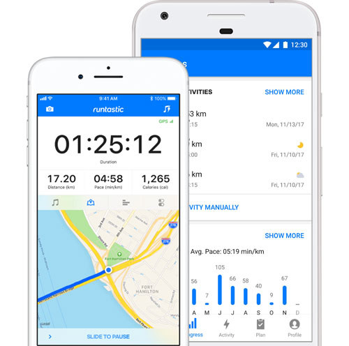 Image result for runtastic app