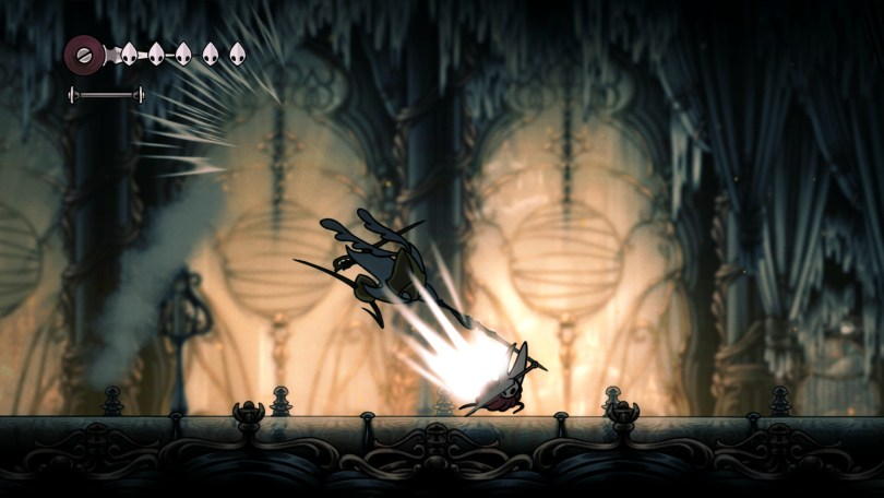 Image from Hollow Knight Silksong