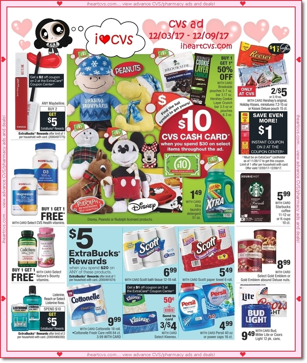 I Heart Cvs Ads 1203 1209