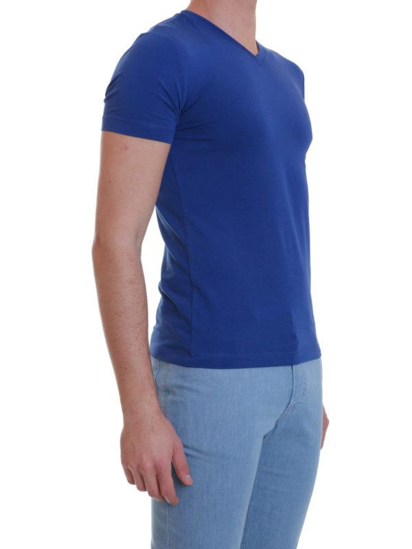 Armani Collezioni Logo T Shirt T Shirts 3XCT56 CJ4GZ