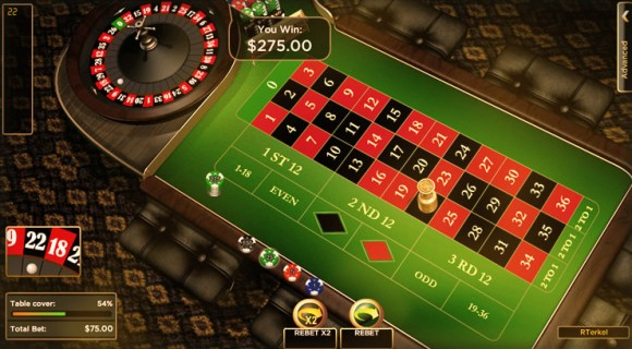 European Roulette - Play Online Roulette at 777
