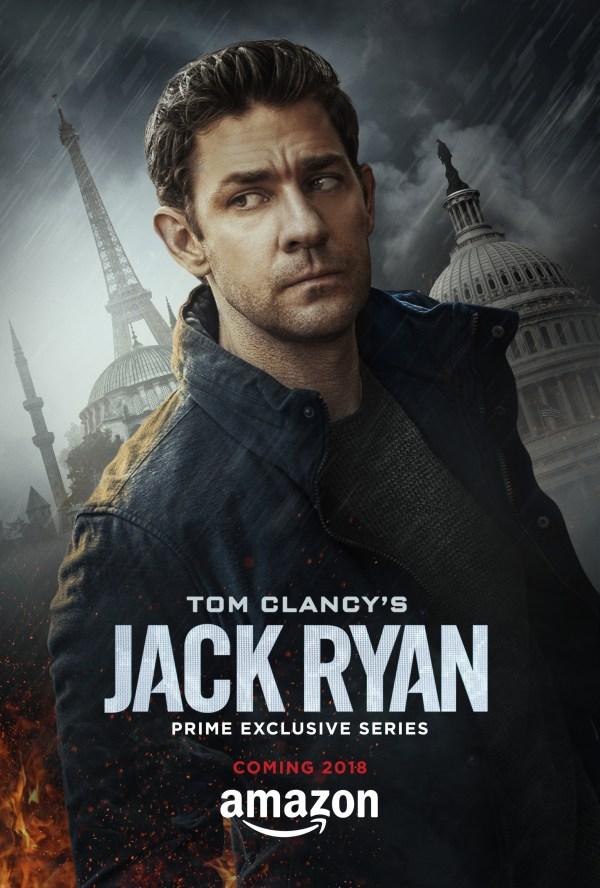 Jack Ryan recensie op Amazon Prime Video