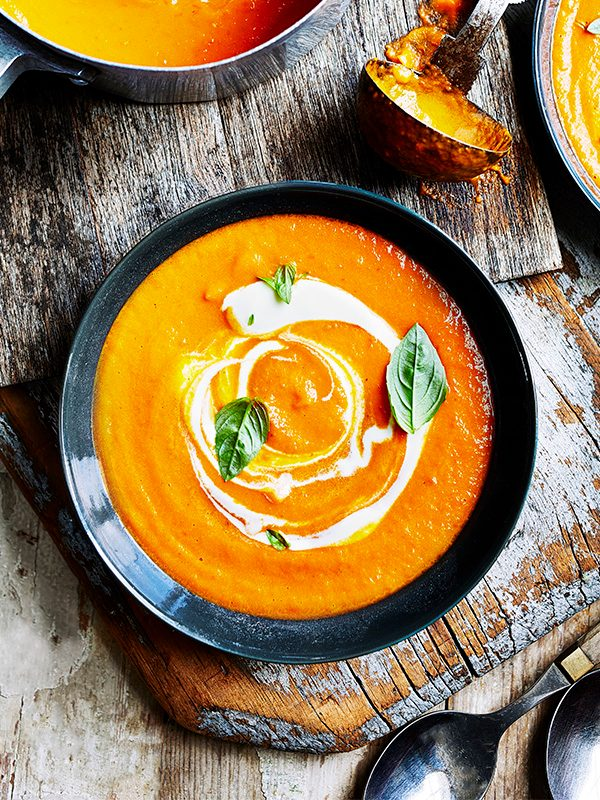44 Easy Soup Recipes Olivemagazine